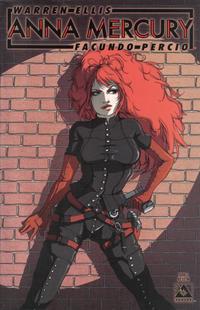 Cover Thumbnail for Anna Mercury (Avatar Press, 2008 series) #1