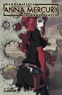 Cover Thumbnail for Anna Mercury (Avatar Press, 2008 series) #2
