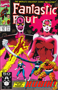 Cover Thumbnail for Fantastic Four (Marvel, 1961 series) #351 [Direct]