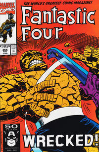 Cover Thumbnail for Fantastic Four (Marvel, 1961 series) #355 [Direct]