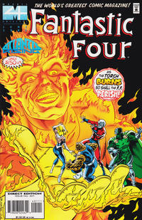 Cover Thumbnail for Fantastic Four (Marvel, 1961 series) #401 [Direct Edition]