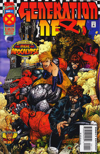 Cover Thumbnail for Generation Next (Marvel, 1995 series) #1 [Direct Edition]