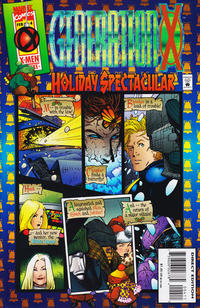 Cover Thumbnail for Generation X (Marvel, 1994 series) #4 [Deluxe Direct Editon]