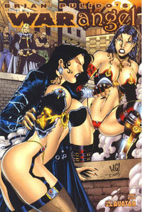Cover Thumbnail for Brian Pulido's War Angel (Avatar Press, 2005 series) #2