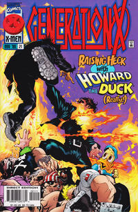 Cover Thumbnail for Generation X (Marvel, 1994 series) #21 [Direct Edition]
