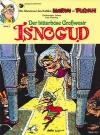 Cover Thumbnail for Isnogud (Egmont Ehapa, 1989 series) #2 - Der bitterböse Großwesir Isnogud