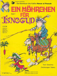 Cover Thumbnail for Isnogud (Egmont Ehapa, 1974 series) #7 - Ein Möhrchen für Isnogud