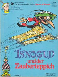 Cover Thumbnail for Isnogud (Egmont Ehapa, 1974 series) #9 - Isnogud und der Zauberteppich
