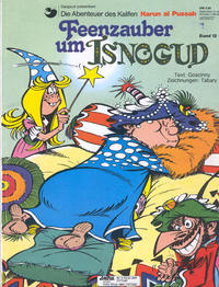 Cover Thumbnail for Isnogud (Egmont Ehapa, 1974 series) #12 - Feenzauber um Isnogud