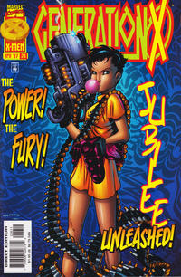 Cover Thumbnail for Generation X (Marvel, 1994 series) #26 [Direct Edition]