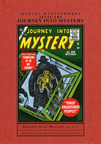 Cover Thumbnail for Marvel Masterworks: Atlas Era Journey Into Mystery (Marvel, 2008 series) #3 [Regular Edition]