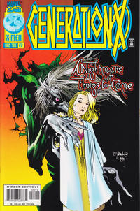 Cover Thumbnail for Generation X (Marvel, 1994 series) #22 [Direct Edition]