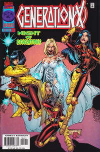 Cover Thumbnail for Generation X (Marvel, 1994 series) #24 [Direct Edition]