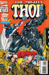 Cover Thumbnail for Thor (Marvel, 1966 series) #477 [Direct Edition]