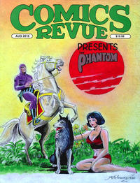 Cover for Comics Revue (Manuscript Press, 1985 series) #291-292
