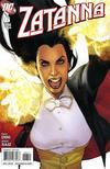 Cover for Zatanna (DC, 2010 series) #6