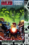 Cover for Incredible Hulks: Enigma Force (Marvel, 2010 series) #2