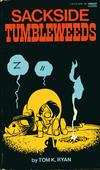 Cover for Sackside Tumbleweeds (Gold Medal Books, 1980 series) #[nn]