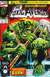 Cover Thumbnail for Toxic Avenger (1991 series) #1 [Direct Edition]