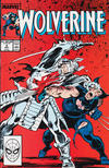 Cover for Wolverine (Marvel, 1988 series) #2 [Direct Edition]