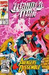 Cover for Wonder Man (Marvel, 1991 series) #17 [Direct]