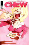 Cover Thumbnail for Chew (2009 series) #3 [Third Printing]