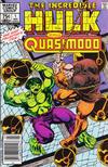 Cover Thumbnail for Incredible Hulk vs. Quasimodo (1983 series) #1 [Canadian]