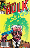 Cover Thumbnail for The Incredible Hulk (1968 series) #291 [Canadian Newsstand Edition]