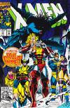 Cover for X-Men (Marvel, 1991 series) #17 [Direct]