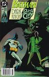 Cover Thumbnail for Batman (1940 series) #454 [Newsstand]
