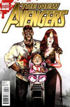 Cover Thumbnail for New Avengers (2010 series) #5 [Stefanie Perger Variant Cover]
