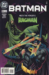 Cover for Batman (DC, 1940 series) #551 [Direct]