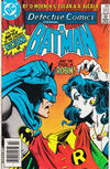 Cover Thumbnail for Detective Comics (1937 series) #543 [Canadian Newsstand]
