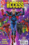 Cover for DC / Marvel All Access (DC, 1996 series) #1 [Direct Edition]