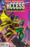 Cover Thumbnail for DC / Marvel All Access (1996 series) #2 [Direct Edition]