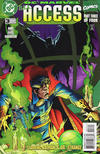 Cover for DC / Marvel All Access (DC, 1996 series) #3 [Direct Edition]
