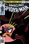 Cover Thumbnail for The Amazing Spider-Man (1963 series) #188 [Newsstand]