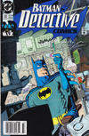 Cover for Detective Comics (DC, 1937 series) #619 [Newsstand]