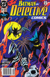 Cover for Detective Comics (DC, 1937 series) #621 [Newsstand Edition]