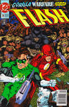 Cover for Flash (DC, 1987 series) #70 [Newsstand]