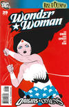 Cover Thumbnail for Wonder Woman (2006 series) #29 [Marcos Martin Variant]