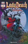 Cover for Lady Death: Die Legende (mg publishing, 2004 series) #1