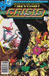 Cover for Crisis on Infinite Earths (DC, 1985 series) #2 [Newsstand]