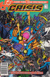 Cover Thumbnail for Crisis on Infinite Earths (1985 series) #12 [Newsstand]