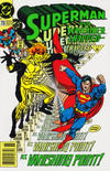 Cover for Superman (DC, 1987 series) #73 [Newsstand]