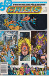 Cover Thumbnail for Crisis on Infinite Earths (1985 series) #11 [Newsstand]