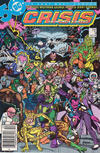 Cover Thumbnail for Crisis on Infinite Earths (1985 series) #9 [Newsstand]