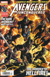 Cover for Avengers Unconquered (Panini UK, 2009 series) #24