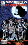 Cover for Ghostbusters: What in Samhain Just Happened?! (IDW, 2010 series) #1 [Regular Cover]