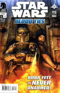 Cover Thumbnail for Star Wars: Blood Ties (Dark Horse, 2010 series) #3